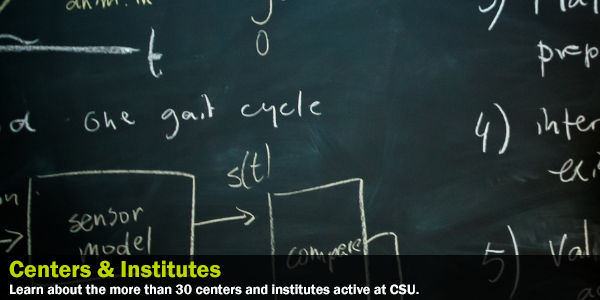 Centers & Institutes