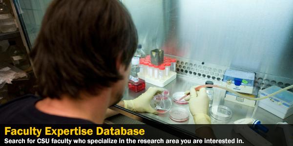 Faculty Expertise Database