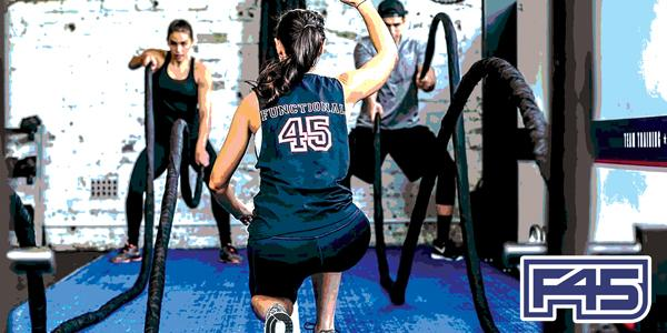 F45 Unlimited Semester Class Passes Now 50% Off & New 1-Month Unlimited Passes - Learn More...