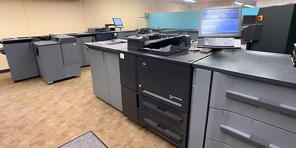 Konica Printer