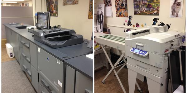 Duplicating Printers
