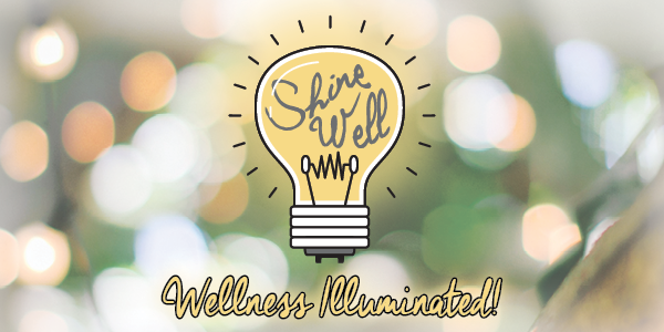 Shine Well logo banner