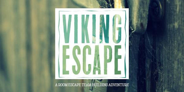 Viking Escape - an escape room team building adventure!