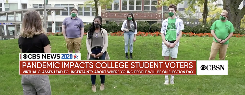 CSU on CBS News