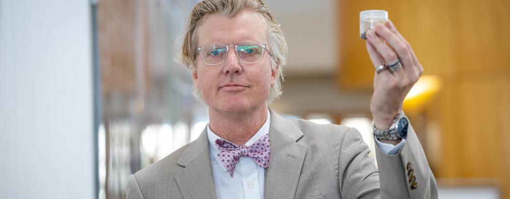 Mark Sundahl, Global Space Law Slider