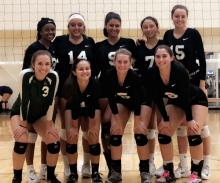 women's club volleyball team