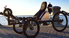 Fluid-Powered Bicycle