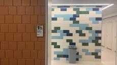 Inclusive Restroom, Berkman Hall