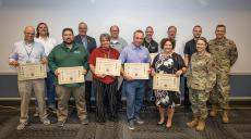 CSU staff honored for successful Vax Center operations