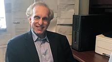 Cleveland State University professor Richard Perloff