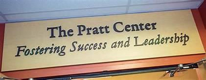 The Pratt Center forms