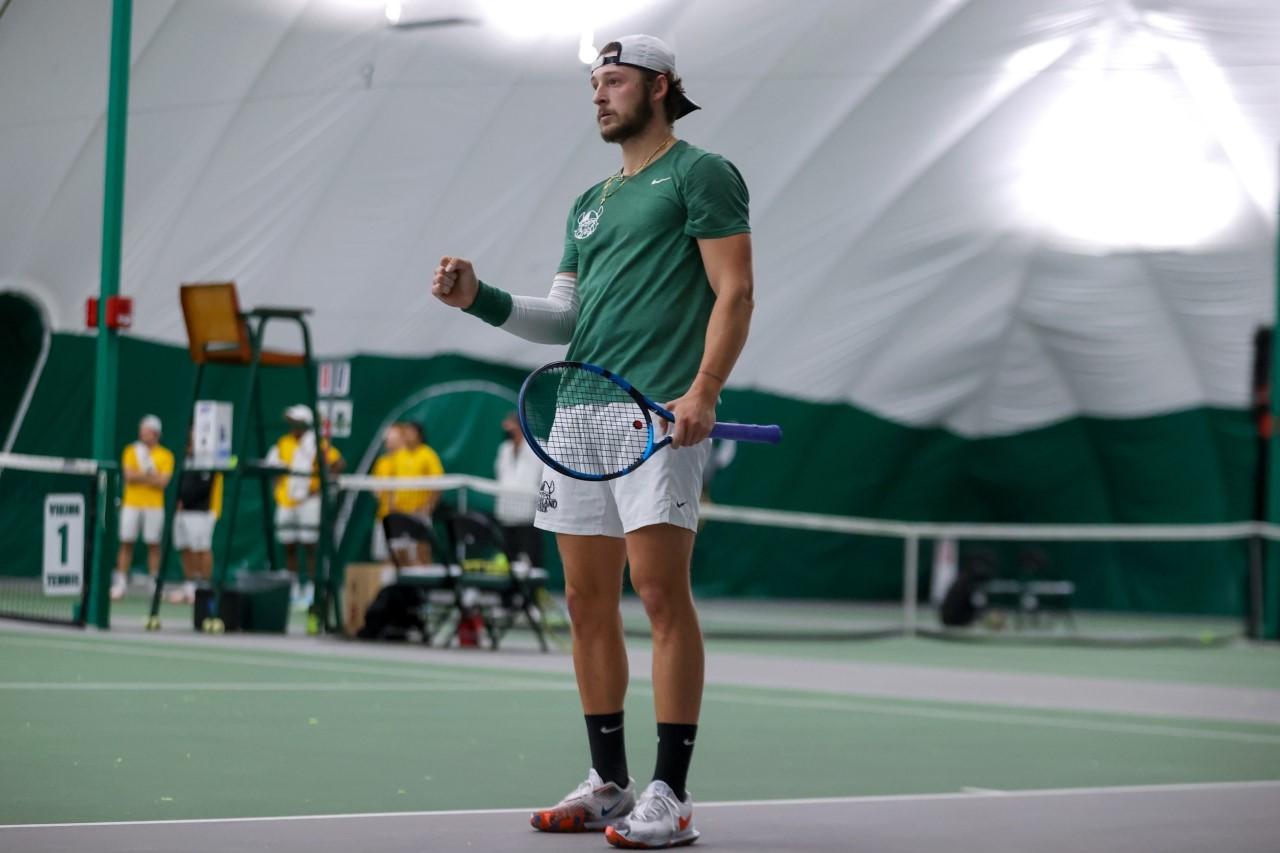 Nico Mostardi, CSU Men's Tennis