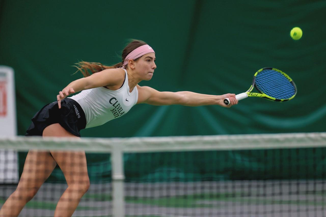 Miruna Vasilescu, CSU Women's Tennis