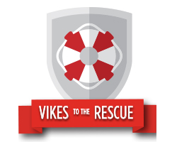 Vikes to the Rescue