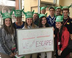 Viking Escape - an escape room team building adventure!