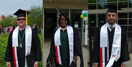 Viking Vets Graduates